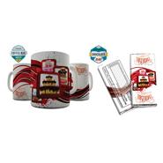 Shaildha Anniversary Special 350 Ml Coffee Mug With Chocolate Bar - 12391366