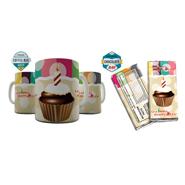 Shaildha Anniversary Special 350 Ml Coffee Mug With Chocolate Bar - 12391372