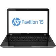 HP 15-d008tu Notebook (F6D29PA) (Pentium Quad Core:2GB:500GB:Win8.1) - Sparkling Black