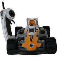 Full Function RC High Speed 3in1 F1 Car Toy - Model 9109