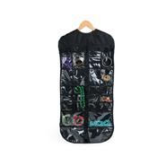 Home Smart 51 Pockets Jewellery Organizer - Black
