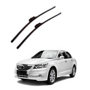 Autofurnish Frameless Wiper Blades for Honda Accord (D)24