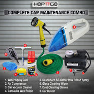 Hop 'n' Go Complete Car Maintenance Combo