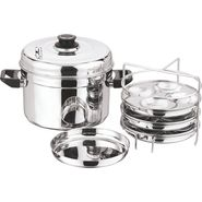 Vinod Cookware Multi Pot Small