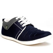 Canvas Blue Casual Shoes -bn7