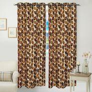 JBG Home Store Set of 2 Beautiful Design Door Curtains-JBG906_1BLD