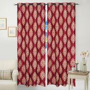 JBG Home Store Set of 2 Beautiful Design Door Curtains-JBG908_1MPD