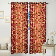 JBG Home Store Set of 2 Beautiful Design Door Curtains-JBG916_1MCLD
