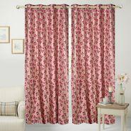 JBG Home Store Set of 2 Beautiful Design Door Curtains-JBG925_1MAD
