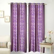 JBG Home Store Set of 2 Beautiful Design Door Curtains-JBG928_1PBLD