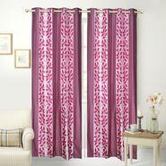 JBG Home Store Set of 2 Beautiful Design Door Curtains-JBG929_1WBLD