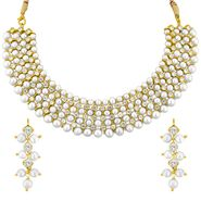 Jpearls Gracious Pearl Necklace - JPMR-15-012