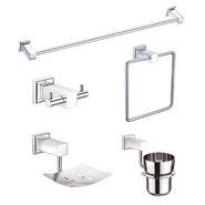 Jwell Stainless Steel Bathroom Set SL BS