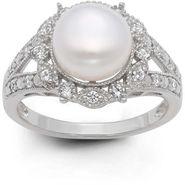 Kiara Swarovski Signity Sterling Silver Raveena Ring_Kir0690 - Silver