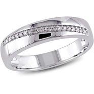 Kiara Swarovski Signity Sterling Silver Swapnali Ring_Kir0774 - Silver