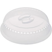 New Microwave Dish Covers - Small - White