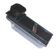 Magic Slicer for Veg and Nuts with Safety Holder - Black