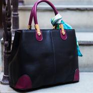 Arisha Women Handbag Black -Lb258