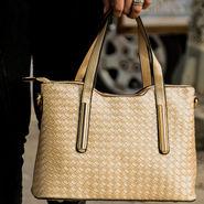 Arisha Golden Handbag -LB 347