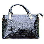 Sai Arisha PU Black Handbag -LB720