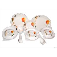 Lifestyle 40 Pcs Melamine Dinner Set - Multicolor LE-PG-007