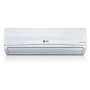 LG Inverter V AS-W126B1U1 Split Air Conditioner (1.0 Ton:Hot & Cold) - White