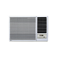 LG L-Crescent Plus LWA6CP1F Window Air Conditioner (2 Ton:1 Star) - White