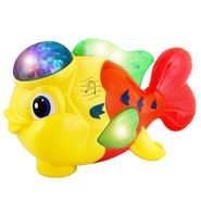 DealBindaas Moving Fish Projector Light Music