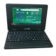 Lapbook N-107 Android 7 Inch Laptop- Black