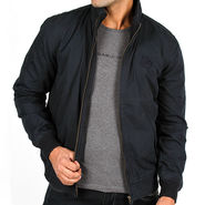 Lee Full Sleeves Cotton Jacket_Lee06 - Navy
