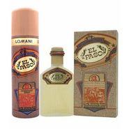 Lomani El Paso (Perfume+Deodorant Combo) Men 100ml + 200ml