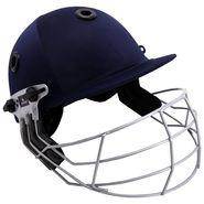 Mayor Navy Blue Falcon Cricket Helmet - M