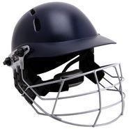 Mayor Navy Blue Phoenix Cricket Helmet - S