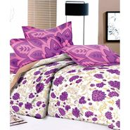 Amore Double BedSheet With 2 Pillow Cover-METRO11