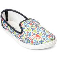 Meriggiare Canvas Multicolor Casual Shoes -Mgfb1024K