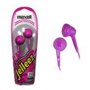 Maxell Jelleez Stereo Headphones - Set of 3