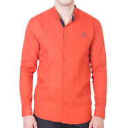 Cliths Cotton Shirts For Men_Md061 - Orange