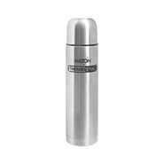 Milton Thermosteel Vacuum Insulated Flask 1000ml - Silver