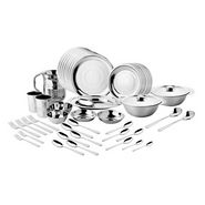 Mosaic 91 Pcs Stainless steel Dinning Set