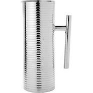 Mosaic Water Jug - Silver