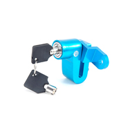 Motorcycle Disc Brake Lock