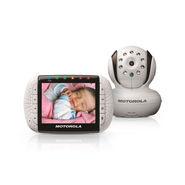 Motorola MBP36 Remote Wireless Video Baby Monitor Camera - White