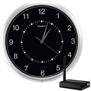 NPC 100 Metres Range Wall Clock Wireless Camera