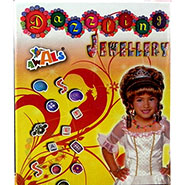 New Dazzling Jewellery Making Kit for your Kids - Assorted