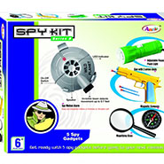 Set of 5 Young Detective Spy Gadgets Kit - Series2