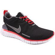 Nike Mesh Black Sports Shoes -os05
