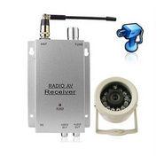 NPC Wireless CCTV Camera (IR:Night Vision)