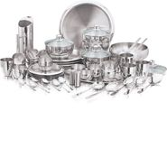 KRAFT 63PC Premium Dinner Set   PDS