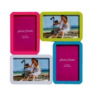 Multicolor Charming 4 Pictures Collage Photo Frame