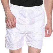 Pelican Rayon Plain Short_Plabx03 - White